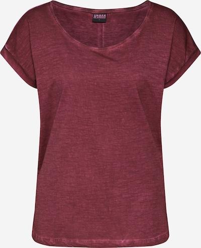 Urban Classics Shirt in burgundy, Item view