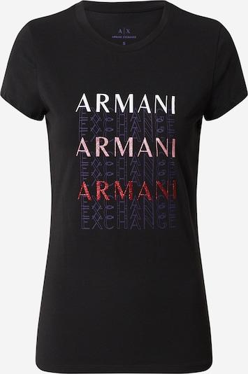ARMANI EXCHANGE Majica '6Hytam' u roza / crna, Pregled proizvoda