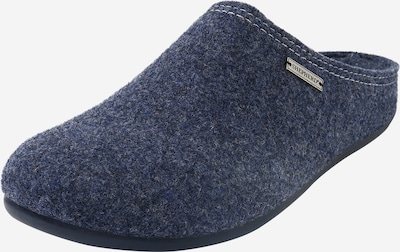 SHEPHERD OF SWEDEN Slipper 'JON' in marine, Produktansicht