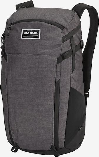 DAKINE Canyon Rucksack 24L in dunkelgrau / schwarzmeliert, Produktansicht