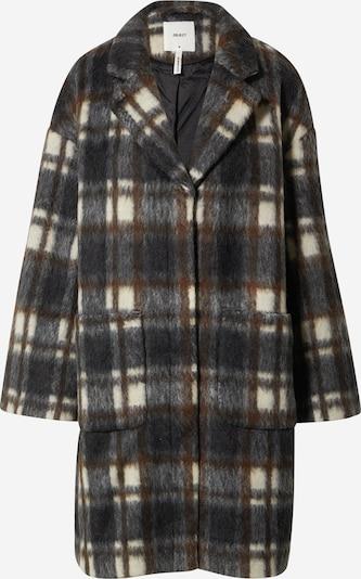 OBJECT Between-seasons coat 'Nina' in beige / brown / dark brown, Item view