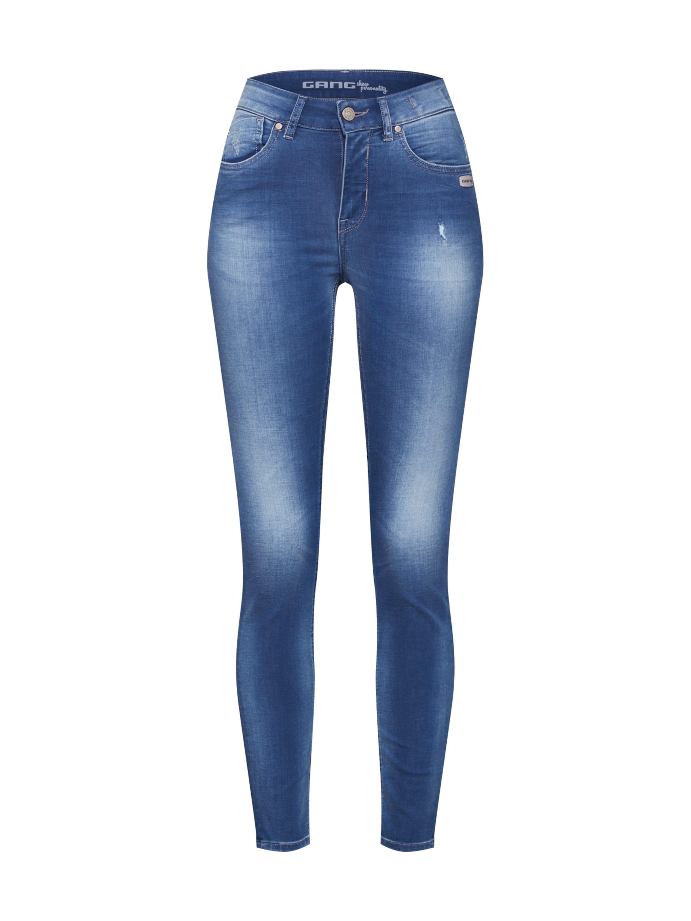 Jeans Denim Blue Gang 'felicia' In PkXuOZi