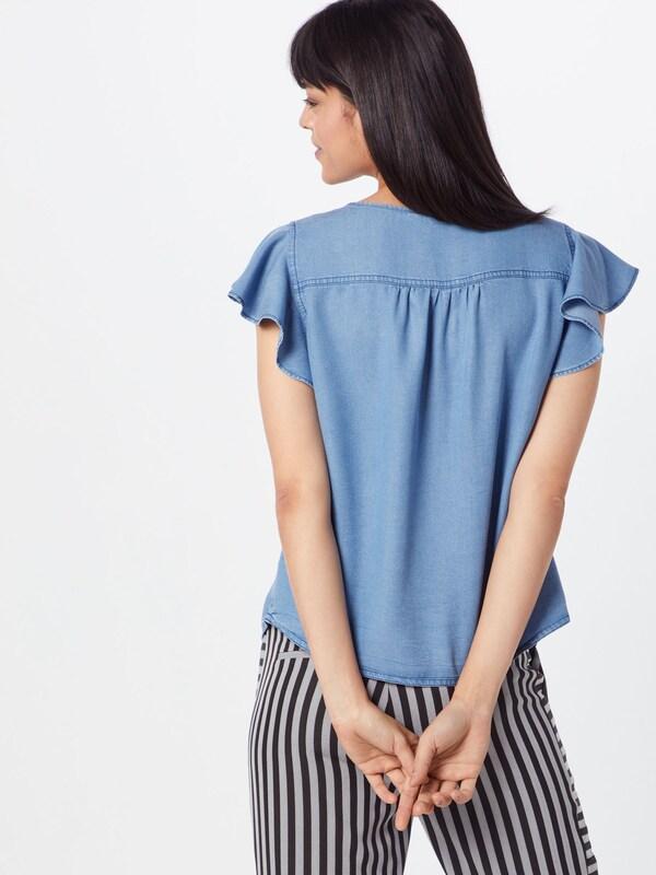 Gap In 'sh Flttr Lichtblauw Ss Shirt Top Tncl' POwk08nX