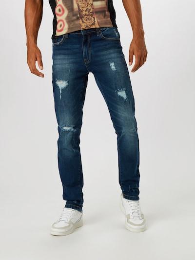 Denim Project Jeans 'Mr. Red' in blue denim, Modelansicht