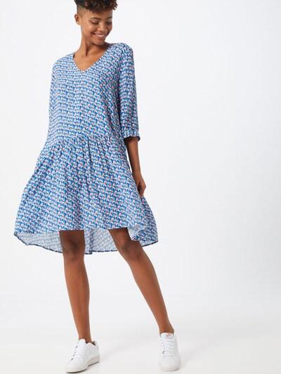 CINQUE Kleid 'CIDENAR' in blau / rosa, Modelansicht