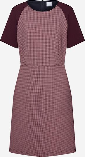 BOSS Robe 'Alota' en violet rouge, Vue avec produit