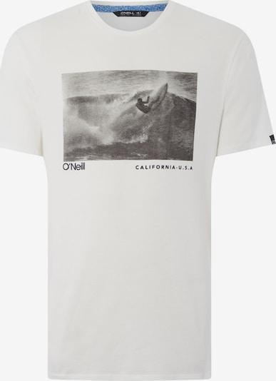 O'NEILL Shirt in schwarz / weiß, Produktansicht