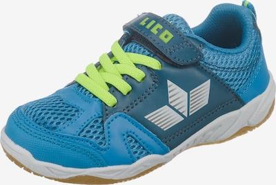 LICO Sneaker in blau / apfel, Produktansicht