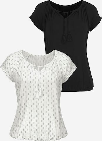 VIVANCE Shirt in Weiß
