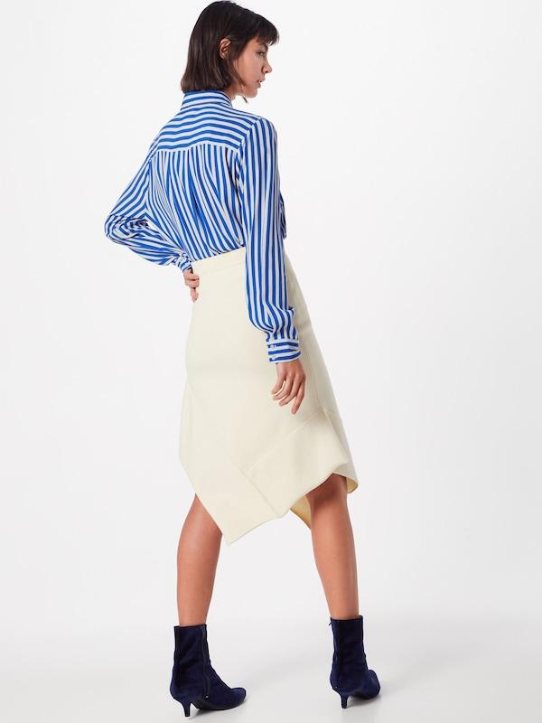 Skirt' Crème Layer Jupe En Designers 'glenda Remix 35R4jqALc