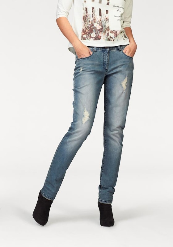 ANISTON 5-Pocket-Jeans