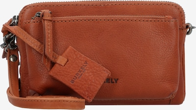 Burkely Schoudertas 'Antique Avery Mini' in de kleur Cognac, Productweergave