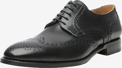 SHOEPASSION Businessschuhe 'No. 550' in schwarz, Produktansicht