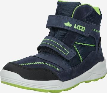 LICO Schuhe in Blau