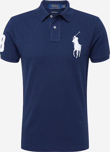 POLO RALPH LAUREN T-Shirt en bleu marine / blanc, Vue avec produit