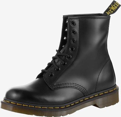 sárga / fekete Dr. Martens Fűzős csizmák, Termék nézet