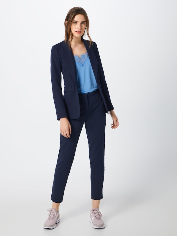 Bleu En Ivyamp; 'single Oak Blazer Breasted Marine Blazer' DHW29eEYI