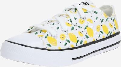 CONVERSE Sneakers in de kleur Geel / Wit, Productweergave