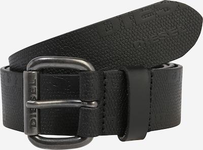 DIESEL Ceinture ' B-LIZZY - belt' en noir, Vue avec produit