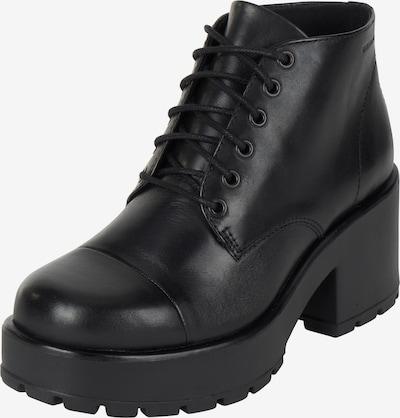 VAGABOND SHOEMAKERS Čevlji na vezalke 'Dioon' | črna barva, Prikaz izdelka