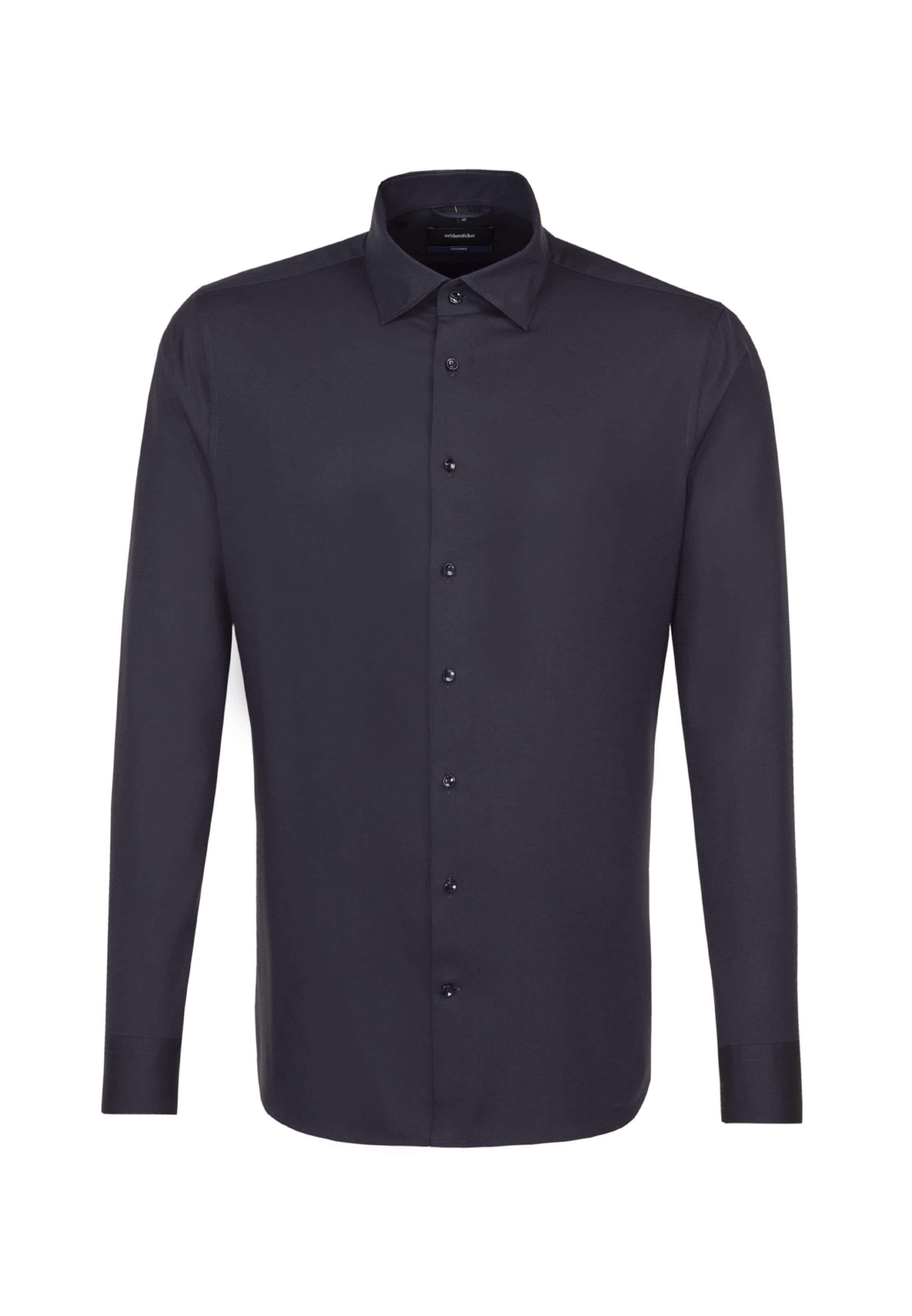 Business Blau In ' Seidensticker Hemd Tailored byY76gfv