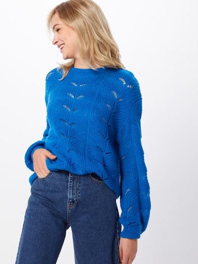Megztinis 'Joyce' iš ABOUT YOU , spalva - mėlyna: Vaizdas iš priekio