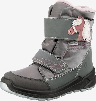 RICOSTA Winterschuhe in grau / rosé / weiß, Produktansicht