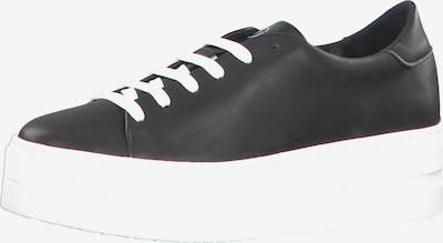 TAMARIS Baskets basses en noir, Vue avec produit