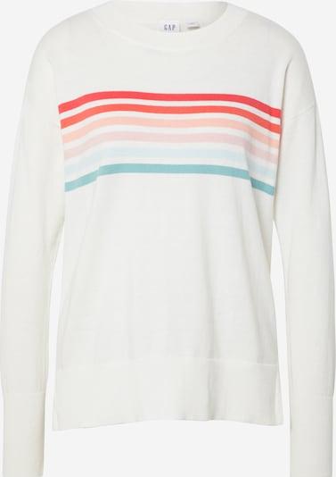 GAP Pullover in mischfarben / offwhite, Produktansicht