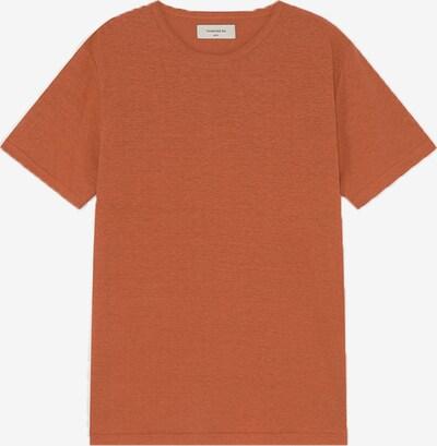 Thinking MU T-Shirt ' Hemp ' in orange, Produktansicht