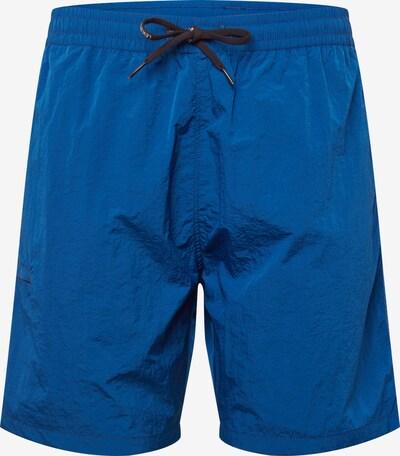 LEVI'S Broek 'LINEDWALKSHORT' in de kleur Blauw denim: Vooraanzicht