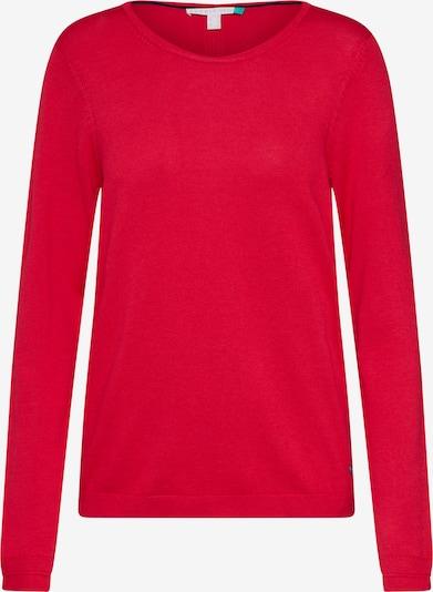 ESPRIT Trui in de kleur Rood: Vooraanzicht