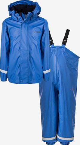 ZigZag Regenanzug CRAMER in Blau