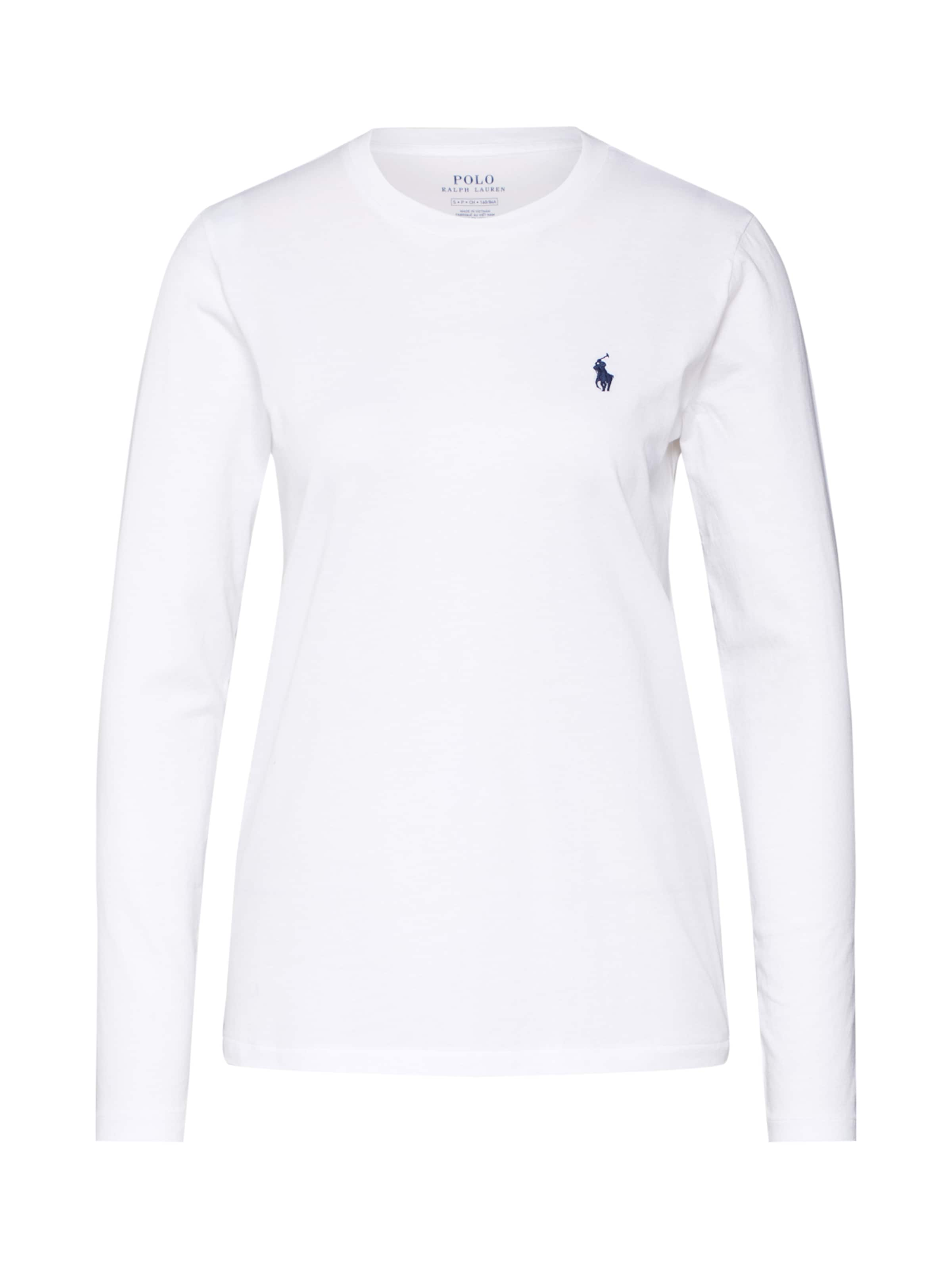 T shirt Polo Ralph En Lauren Blanc Ok8n0wPX