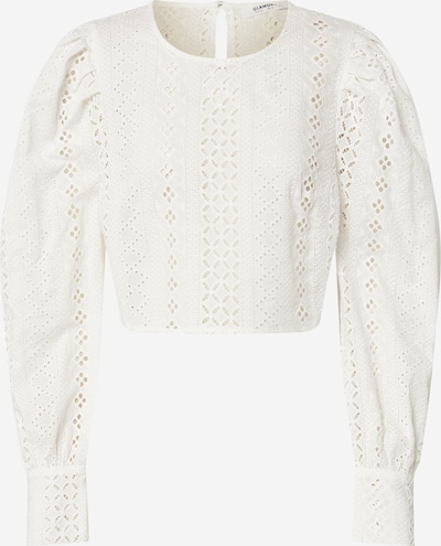 GLAMOROUS Bluse in offwhite, Produktansicht