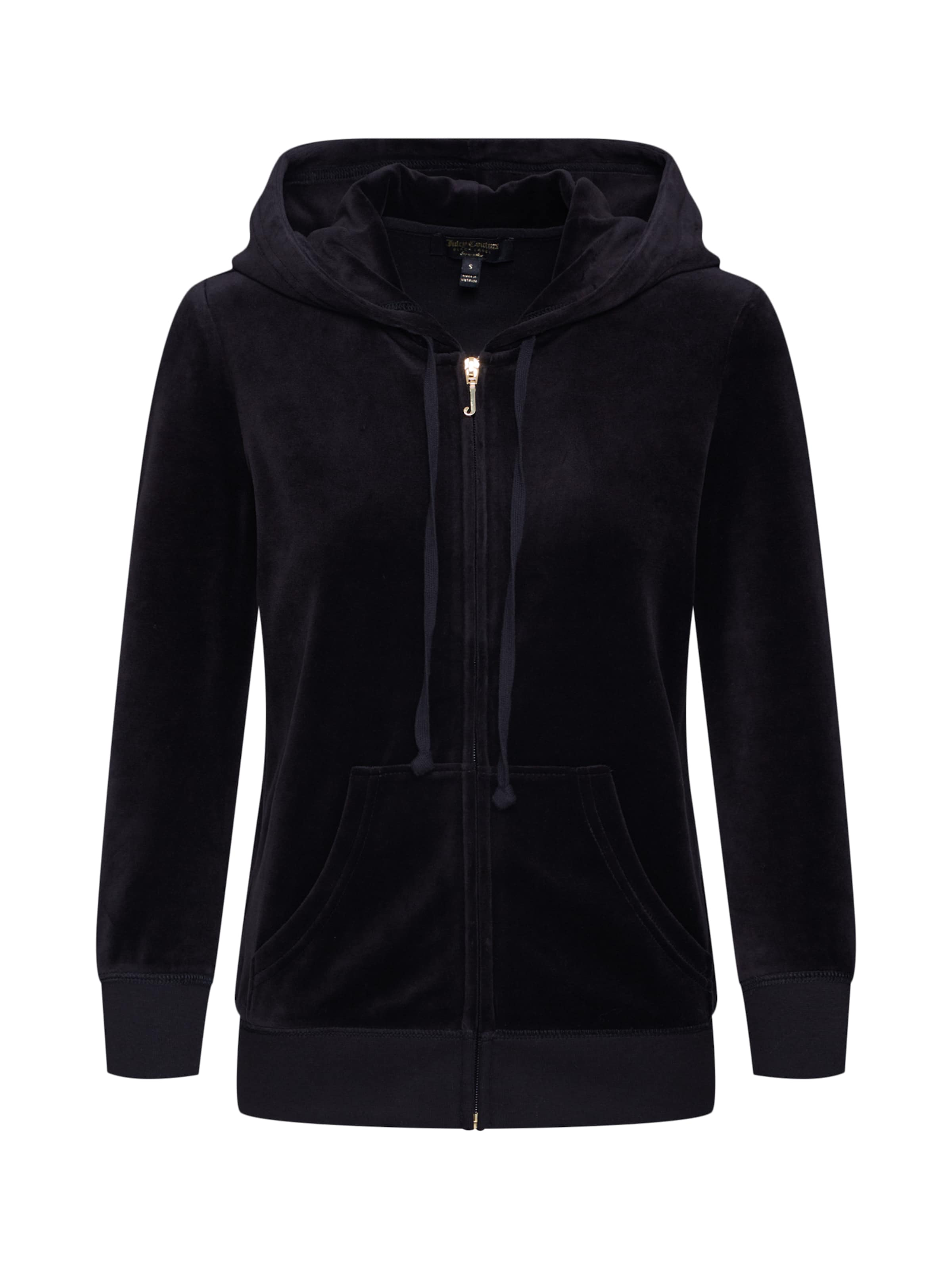 Noir Black En Survêtement De '3 Veste Juicy Couture Robertson' Label 4 Slv cj54ARS3Lq