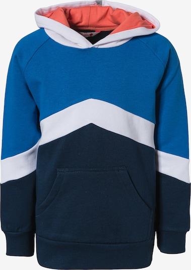 Boboli Sweatshirt in blau / schwarz / weiß, Produktansicht