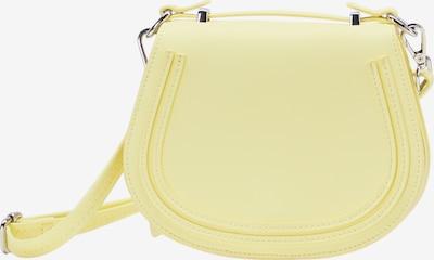 MYMO Sac à bandoulière en jaune clair, Vue avec produit