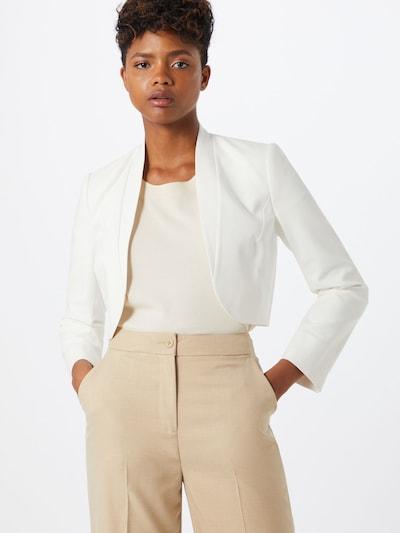 COMMA Bolero in weiß, Modelansicht
