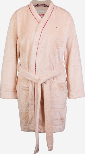 TOMMY HILFIGER Bademantel ' Fluffy Robe ' in rosé, Produktansicht