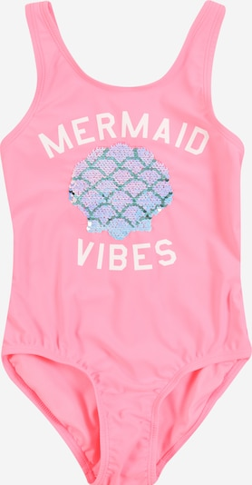 GAP Badeanzug 'FLP MERMAID ' in neonpink, Produktansicht