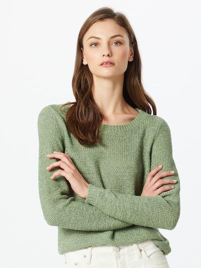 ONLY Pullover 'Geena' in pastellgrün, Modelansicht