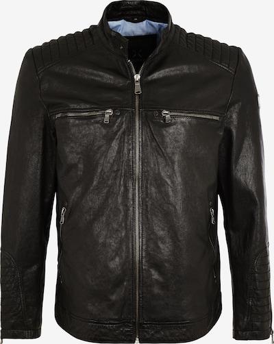 STONES Jacke 'Bent-ST-M' in schwarz, Produktansicht