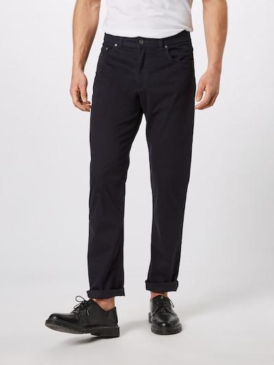 Pantaloni BRAX pe albastru noapte: Privire frontală