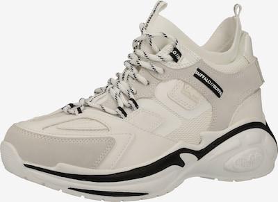 BUFFALO Sneaker in weiß, Produktansicht