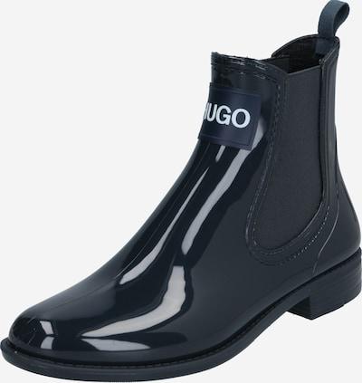 HUGO Chelsea-bootsi 'NOLITA' värissä tummansininen, Tuotenäkymä