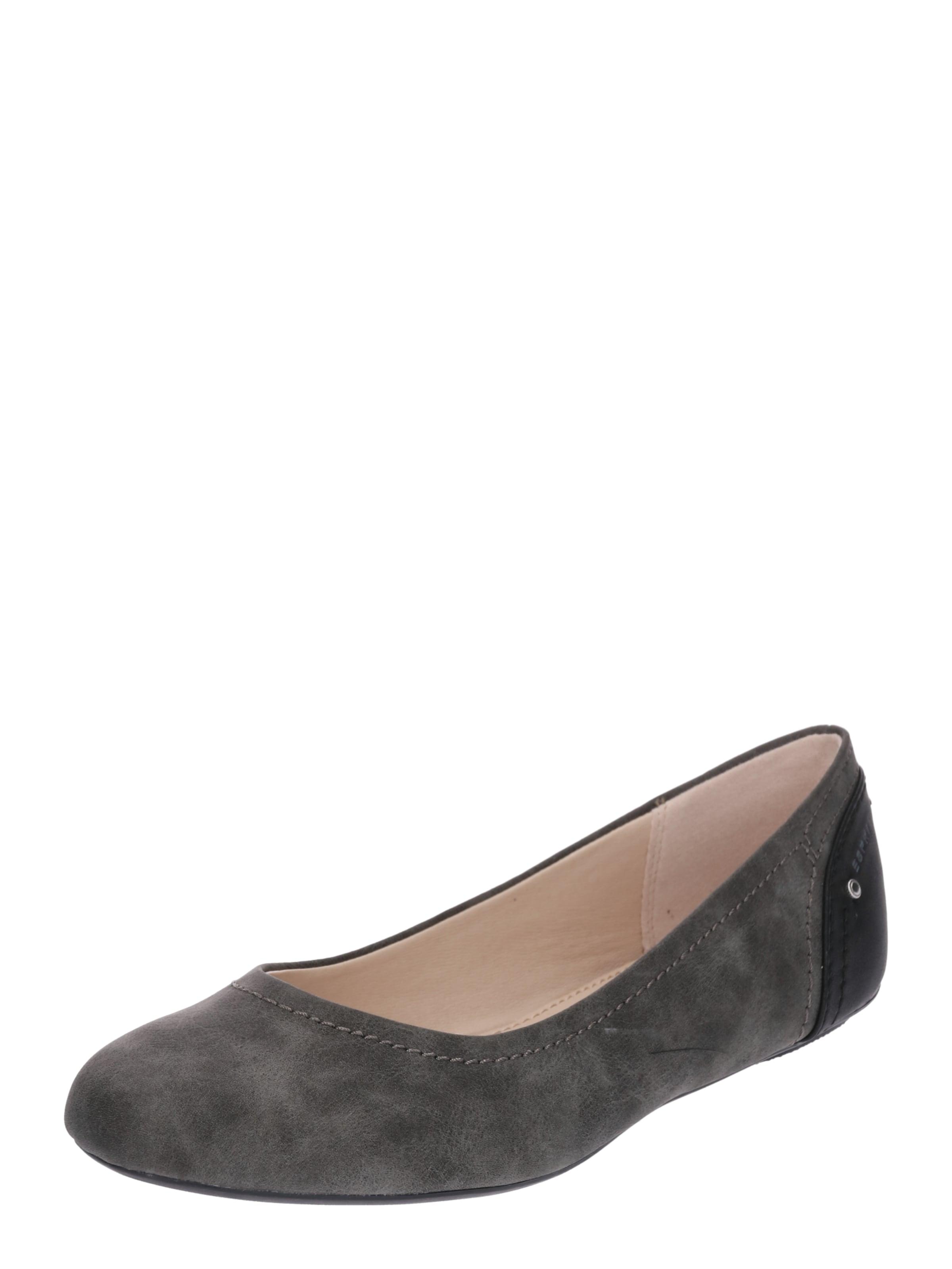 Haltbare Mode billige Schuhe ESPRIT | Ballerina 'Aloa' Schuhe Gut getragene Schuhe