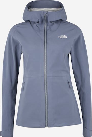 THE NORTH FACE Veste outdoor en bleu-gris, Vue avec produit