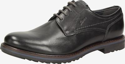 SIOUX Schuh 'Encanio' in schwarz: Frontalansicht