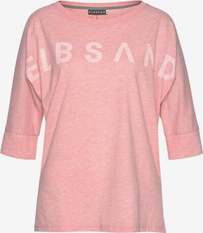 Elbsand Shirt 'Iduna' in lachs / hellpink, Produktansicht